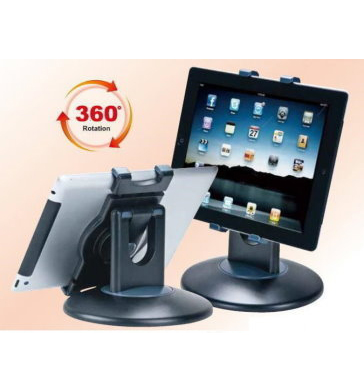 Mobotron MH-201 Universal Tablet Stand for 6.5-10 iPads Galaxy Nexus Tablets